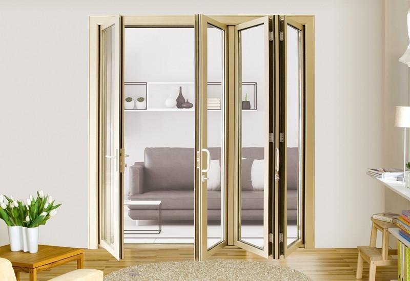 金菱折叠门