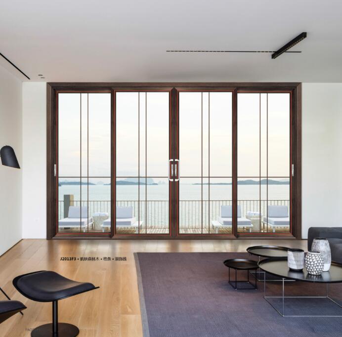 广东门窗厂家金亿世家告诉你,全屋窄边推拉门怎样才选到合适的