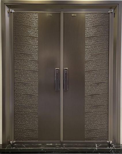 别墅豪宅卫士,金亿世家精雕铸铝门